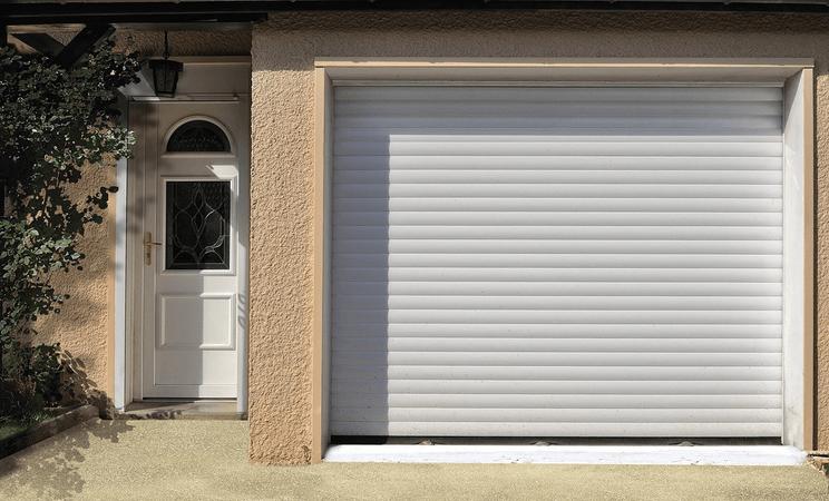 Porte de garage vitrier miroiterie oise 60 tel 03 44 for Porte de garage oise